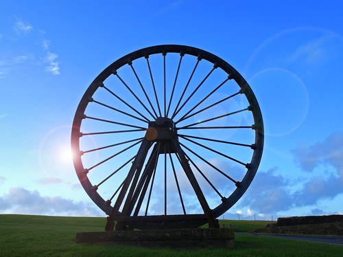 Wellington Pit Wheel