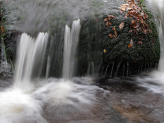 Rock Flow (Greg.w2) Tags: uk england black english canon river moss nikon october rocks stream boulders clough pennines woodhead g11 etherow 2011