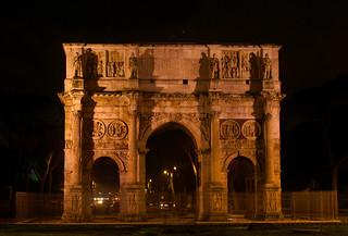 Arco di Costantino/ Roma