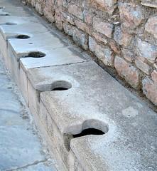 toilet-126Turkey - Ephesus - The Latrine (manlio.gaddi) Tags: toilet wc vespasiano gabinetto pisciatoio waterclosed