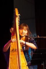 Siobhan Owen (Serendigity) Tags: festival concert folk australia queensland harp woodford folklorica siobhanowen