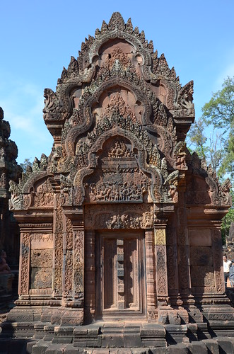 Banteay Srei Temple 3 ©  Still ePsiLoN