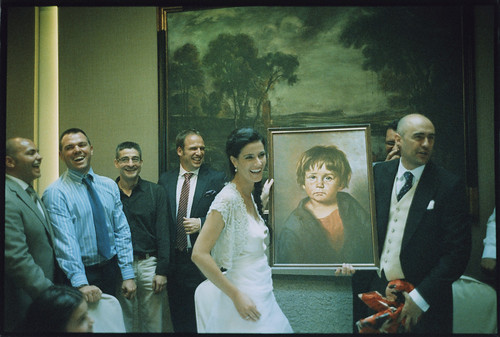 The awful painting - Edward Olive - fotógrafos de boda