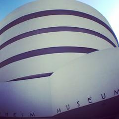 Guggenheim Museum (veronikaa) Tags: new york building museum architecture modern square photo contemporary franklloydwright architect round guggenheim