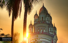 Dakshineswar in Sunset (Subhadeep Gayen) Tags: sunset kolkata dakshineswar