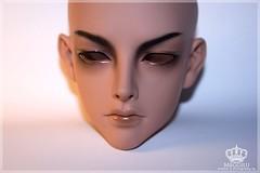 Soom Ender (human) (Meggilu) Tags: bjd custom dollfie soom dim commission faceup meggilu