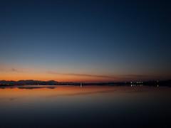 Un tramonto al giorno leva il medico di torno..... (Isabella Pirastu) Tags: sardegna sunset water tramonto sardinia saline cagliari