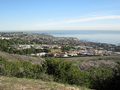 View of San Pedro from the Swerve N Curve route (scootermodster) Tags: ca 1 vespa scooter lambretta southbay ranchopalosverdes swervencurve13