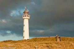 Lighthouse Egmond aan Zee (a3aanw) Tags: sea beach dutch strand zee vuurtoren egmond nikonafsnikkor70200mmf28gedvrii