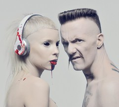 Die Antwoord (billy craven) Tags: music dieantwoord