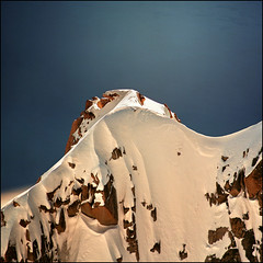 """Light and shadow (ice cream with chocolate chips:)))(Please press """"L"""") (Katarina 2353) Tags: christmas new travel winter light vacation white mountain snow france alps film square photography high nikon europa europe december shadows view place image space famous peak places newyear alpine monte range chamonix francia mont bianco blanc lightandshadow levels montblanc frenchalps massif aiguilledumidi rhnealps artedescosmiques vertorama katarinastefanovic tlphriquedelaiguilledumidi katarina2353 gettylicense"""