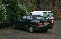 1993 BMW 316i Baur TC4 (NielsdeWit) Tags: favorite doorn rare 3series baur e36 zeldzaam nielsdewit gprs77 sidecode5