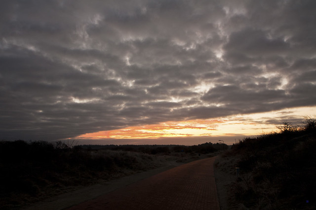 morning sky schiermonnikoog (1)
