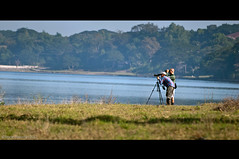 Bird Census (B2Y4N) Tags: lake bird nature environment species paoay ilocosnorte birdcount birdcensus