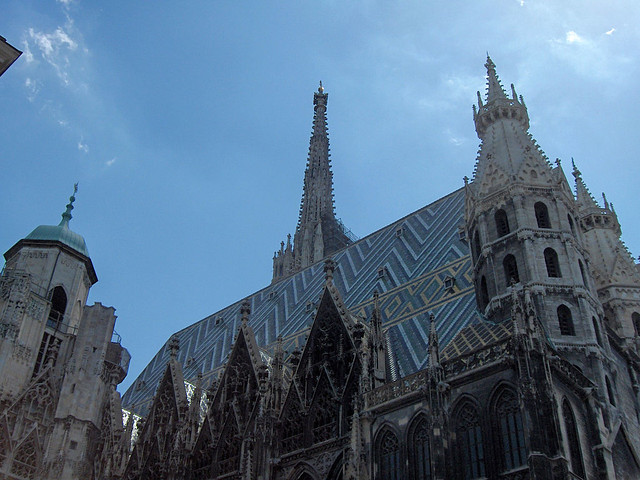 St Stephen's Cathedral © Georges Jansoone/ROH 2012