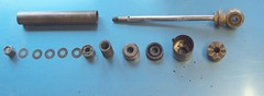 CL77 - Screw Top  Complete disassembly.jpg (graham.curtis) Tags: honda restoration cb77 cl72 cb160 cl77