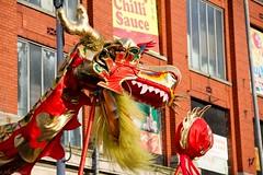 Dragon (Ruslan Golenkov) Tags: art liverpool canon photography dragon chinesenewyear merseyside