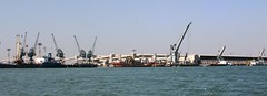 Khor al-Zubair Port, Iraq