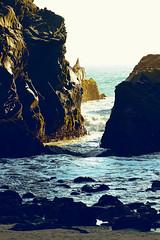 Pfeiffer Beach, Big Sur, CA (erimspace) Tags: california beach rocks bigsur pfeifferbeach