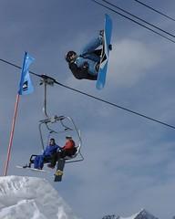 Flip (dualdflipflop) Tags: mountain snow sports sport snowboarding jump nikon nikond100 sigma skiresort mammoth snowboard d100 dslr minarets mammothmountain sigma2870mmf284d