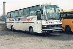 MJN International D767NKY (H203AOD) Tags: international national express battersea setra mjn