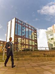 Spring in step (Stuart Chard) Tags: people buildings walking office birmingham walk cityscapes stuart what strett s90 chard colmore stuartchard