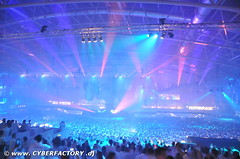 cyberfactory 2009 - sensation belgium @ ethias arena - ha