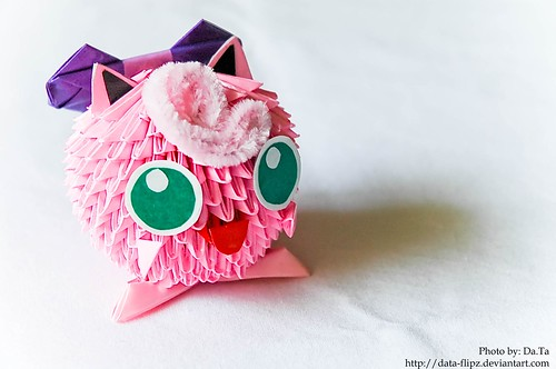 jigglypuff origami | Images For Studyng HD | 332x500