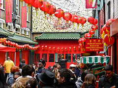 """ Chinatown, London, England, United Kingdom "" (