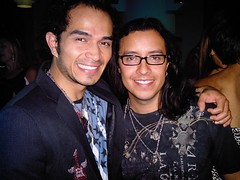 Diegodiego y Efren Ramirez (Theworldsnumberoneentertainer) Tags: world music news film television radio entertainment hollywood celebrities luminaries gossip rumors publicfigures diegodiego escandals