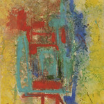 "<b>Red Chair</b><br/> Mubarek (Watercolor)<a href=""//farm8.static.flickr.com/7143/6813175807_a1700d21d8_o.jpg"" title=""High res"">∝</a>"