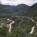 Strada sterrata per Andahuaylas