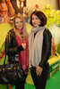 Jean Scally & Aoife O'Riordan pictured at the Irish Premiere of Disney's 'The Muppets' in the Savoy cinema Dublin. Photo: Anthony Woods