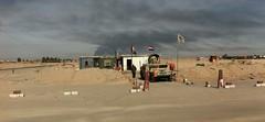 Police Checkpoint, Basrah, Iraq