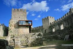 Inside Pombal Castle  -  Portugal (VitorJK) Tags: castle portugal canon castelo pt pombal 30d vitorjk