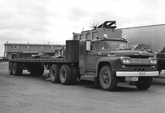 1960 Ford Super Duty (PAcarhauler) Tags: tractor ford truck semi louisville