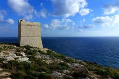 2012-02-01 Ras il-Hamrija 35 (kernowseb) Tags: winter sky clouds coast mediterranean malta limestone hagar qim mnajdra hamrija
