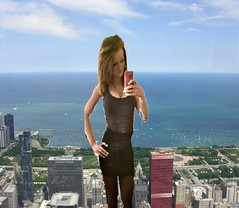 giantess erin (joe.pat56) Tags: hot sexy breasts goddess growth teen teenager aviary giantess