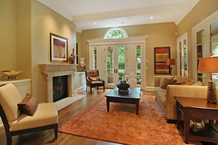 "Villa East Formal Living Room with cast stone fireplace • <a style=""font-size:0.8em;"" href=""http://www.flickr.com/photos/75603962@N08/6853312569/"" target=""_blank"">View on Flickr</a>"