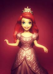 Princess Ariel (Evan MacPhail Photography) Tags: camera ariel photoshop princess ps express iphone snapspeed