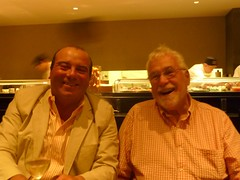 Jorge Ordoez and Don Harris (www.tienda.com) Tags: friend malaga wines spaniard donharris jorgeordonez