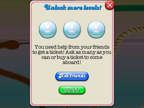 Candy Crush Saga Gate: screenshots, UI
