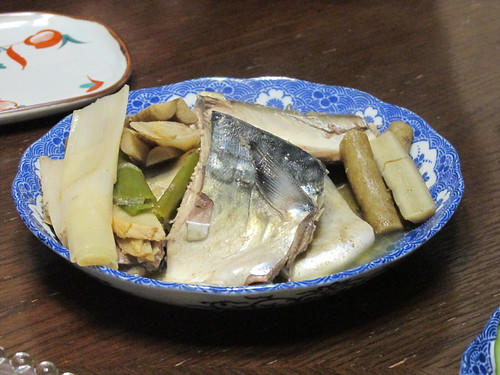 Repas en famille, Nagoya, Japon