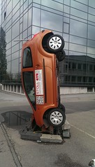 Advertisment Twingo (Andy_BB) Tags: crash renault advertisment twingo