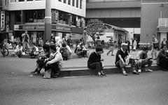 (a gallery) (Dinasty_Oomae) Tags: blackandwhite bw monochrome festival tokyo blackwhite outdoor  rotary akabane kitaku         taiyodo taiyodokoki beautycamera  35 beautysuper35 35 beauty35super