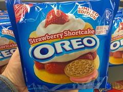 Oreo Cookies. Strawberry Shortcake (JeepersMedia) Tags: cookies oreo strawberryshortcake