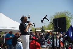 DSC00782 (Break Free Midwest) Tags: midwest break rally protest free 350 bp whiting breakfree 350org breakfree2016