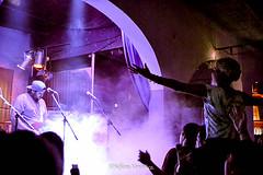 Alma Bouquet- ROSARIO (algunas) (SforaVernica - PERSPECTIVA DIGITAL) Tags: music rock wall nikon under rosario almabouquet