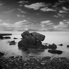 ... (alexey sorochan) Tags: longexposure bridge sea blackandwhite bw seascape storm black beach nature water monochrome fog clouds port river photography coast harbor photo exposure waves noiretblanc stones steps foggy odessa ukraine minimal urbanexploration prints summertime traveling shipyard kiev kyiv seaport breakwater fineartphotography calmwater blacksky ndfilter watersteps dnieper dnipro daytimelongexposure sealandscape smoothwaves milkwater beautifulprints wavecutter minimalisticphotography simpleforms simpleseascape timewaves stepsintothesea ndstopfilter watersidesea printsofnature longexposureprints minimalisticprints beautifulminimalistshot sombrescapes sombrescape