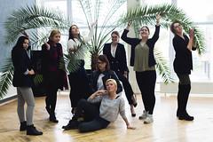 IMG_5522 (Aneta Urbon) Tags: school people students high model european shot group parliament indoor indoors politicians inside lithuania lithuanian mep meplt mepsiauliai